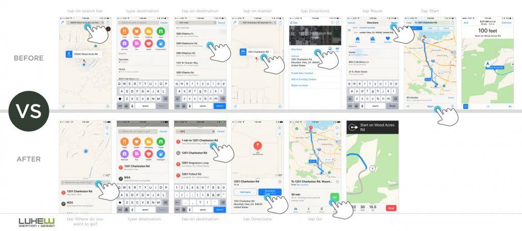 iOS 10苹果地图是革命性的   正在努力变完美