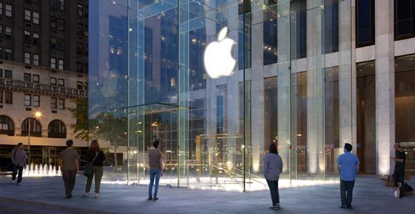 """""""Store""""说没就没   只剩下了""""Apple"""""""