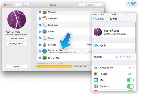 教你如何将iPhone复制的内容粘贴到Mac