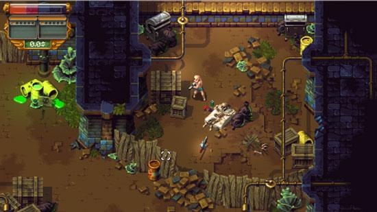经典Amiga风格新作《57号塔》明年上架 誓死守护人类文明