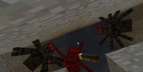 《我的世界》蜘蛛地牢改装蜘蛛基地 无限刷蜘蛛攻略