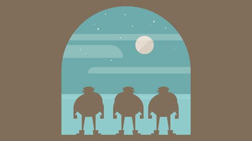 冒险新作《壮汉海上漂流记》下月上架 三位胡子兄弟寻梦旅途