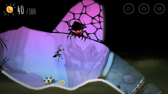 虫虫大作战 黑白风新作《蚂蚁》即将上架
