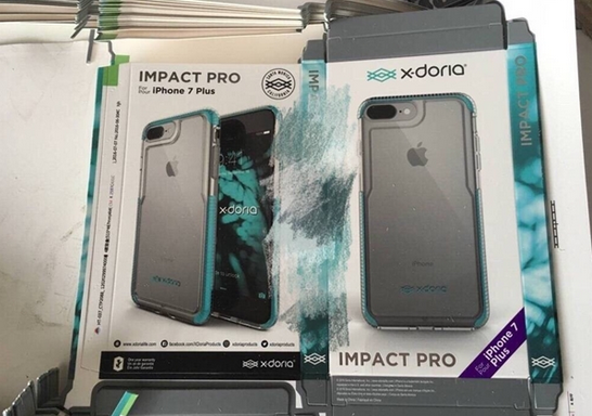 iPhone7Plus保护套曝光 明确标注为5.5寸双摄像头版本