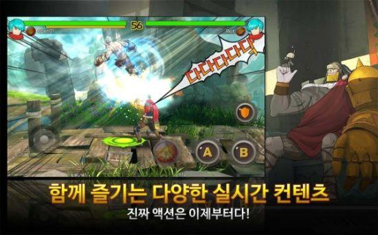 无双动作游戏《零之重拳》本月上架 真汉子玩的就是拳头
