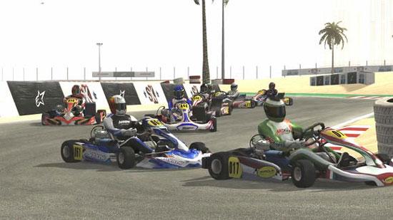 赛车游戏《街头卡丁车》展开测试 用真实驾驶技术决一胜负
