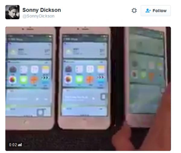 首个iPhone 7 Plus运行视频曝光