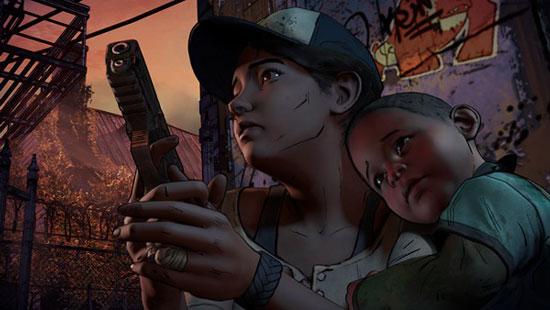 《行尸走肉:第三季》将11月推出 回归丧尸世界展开全新冒险