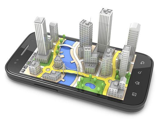 苹果手机地图有哪些优势?期待它无所不能