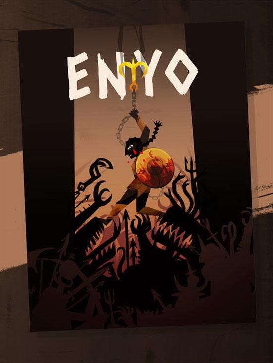 《厄倪俄》:战争女神一如既往的残忍嗜血
