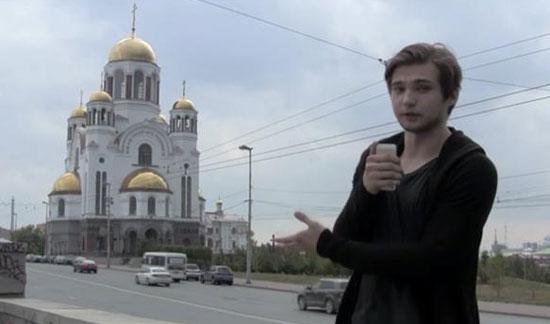 """《口袋妖怪Go》""""惹事""""了 俄主播教堂抓精灵或被判五年监禁"""