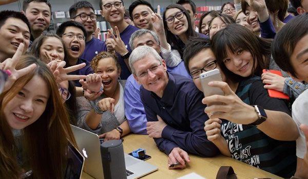 中国消费者对iPhone 7的兴趣并不高?苹果怎么办