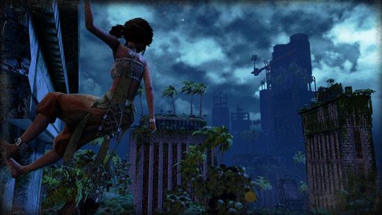 冒险游戏《遗落的水世界》上架 揭开美轮美奂的废墟谜题