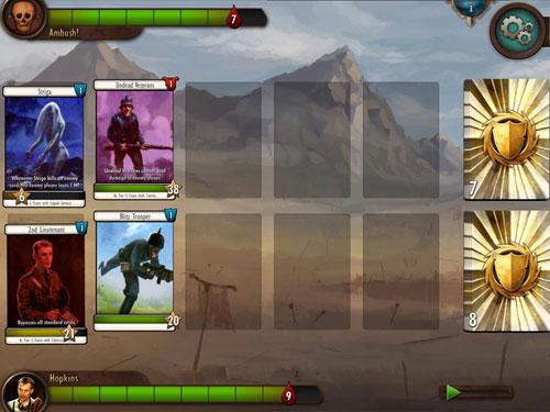策略新作《阴谋:卡牌闪击战》下月登场 魔幻世界人类大战异生物