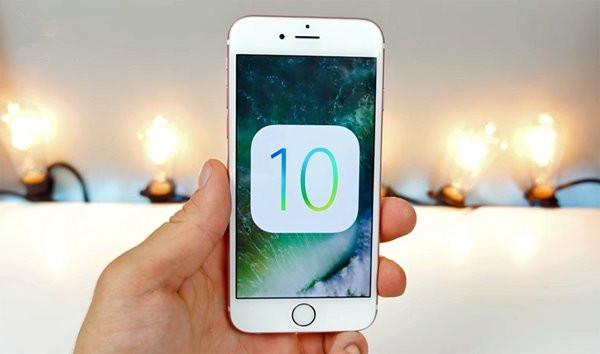 开发完毕:苹果推送iOS10 GM公测版固件更新