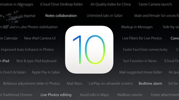 苹果iOS10 GM准正式版/iOS10.1开发者预览版Beta1更新升级全攻略