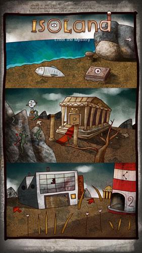 独立游戏《迷失岛》上架 揭开海上孤岛背后的秘密