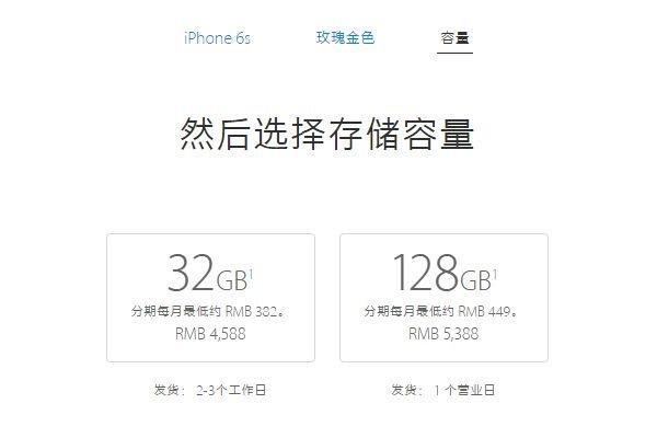 降价的32GB版iPhone6s值得买吗?