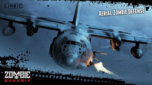 射击新作《僵尸炮艇公司》年内上架 驾驶战机歼灭僵尸