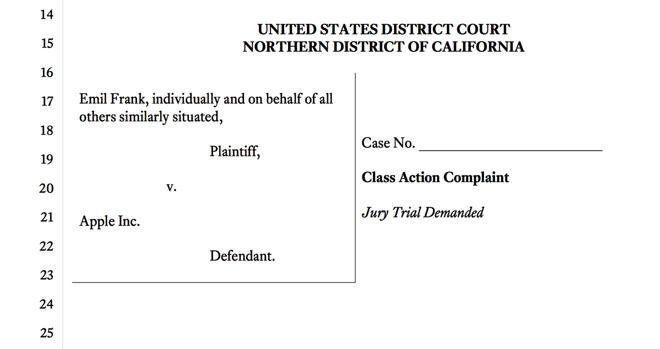 iPhone升级计划无故被推迟:苹果再遭起诉
