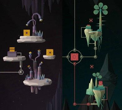 《统治者》开发商神秘新游曝光 在行星与浮岛之间穿梭