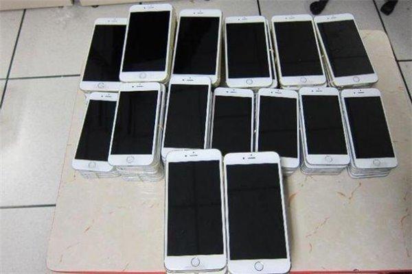 iPhone7/Plus走俏:深圳海关一天查获400台走私苹果