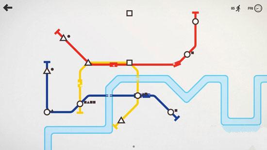 跳票两年 独立游戏《迷你地铁》即将上架