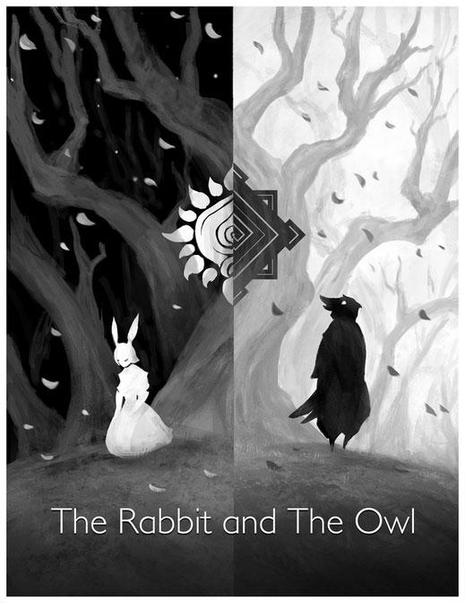 解谜新作《兔子与猫头鹰》曝光 别出新意的自然界天敌