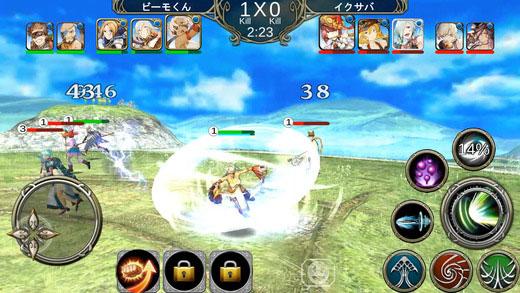 动作游戏《EXAVA》上架测试 体验日式奇幻世界的血腥角斗场