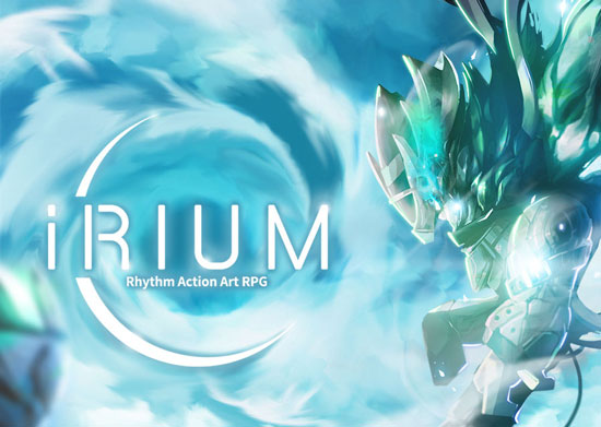 RPG新作《iRium》月底上架 与敌人来一场指尖艺术