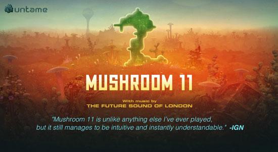 ING 9分佳作《蘑菇11》明年初登陆移动平台