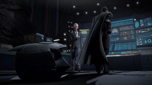 Telltale版《蝙蝠侠》上架 维恩老爷霸气登场