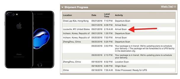 """越急越乱!我的新iPhone正在进行""""冒险之旅"""""""