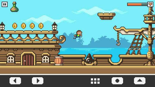 动作游戏《掠夺者之岛》现已上架 在危机四伏的荒岛展开冒险