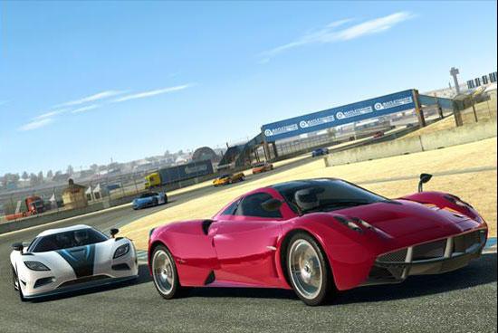 《真实赛车3》新版本上线 特别超跑赛事引发极速体验