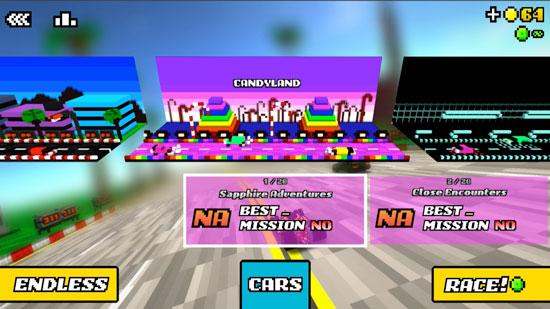 竞速游戏《猛撞赛车》十月上架 老司机带你在城市极速狂飙