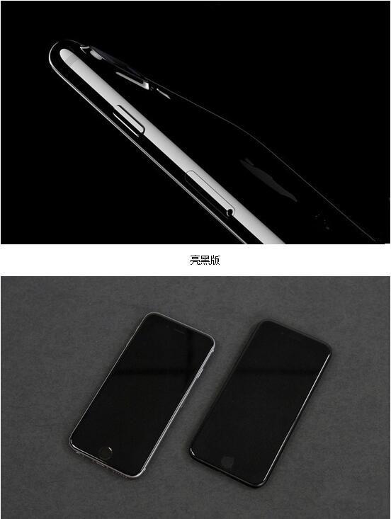 亮光黑苹果iPhone 7上手体验:好手机不神话
