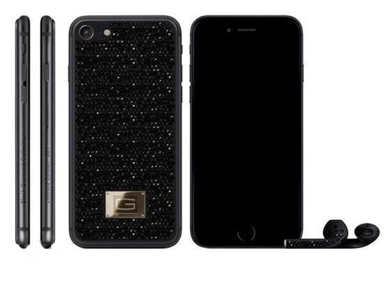 黑钻定制版苹果iPhone7   看到价格吓尿了