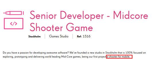 开发商King将制作射击游戏 或以动视暴雪IP作为题材