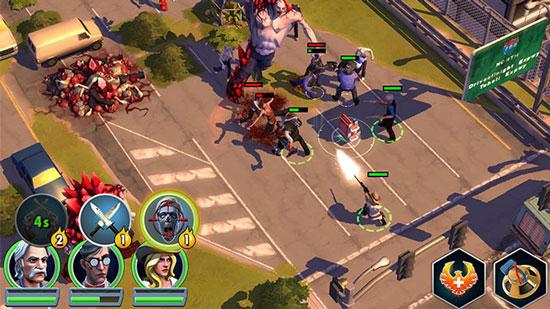 Gameloft新作《僵尸之乱》即将上架 在绝望包围中寻找生机