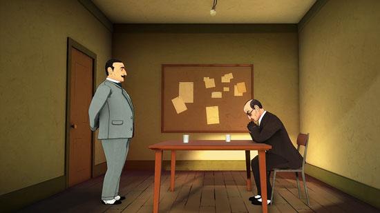 冒险解谜《阿加莎克里斯蒂:ABC谋杀案》本周上架 化身侦探巧破连环杀人案