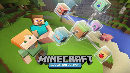 《我的世界:教育版》11月发布 一种创新式的教育模式诞生
