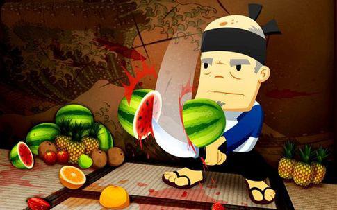 《水果忍者》电影剧情曝光 不切水果拯救世界