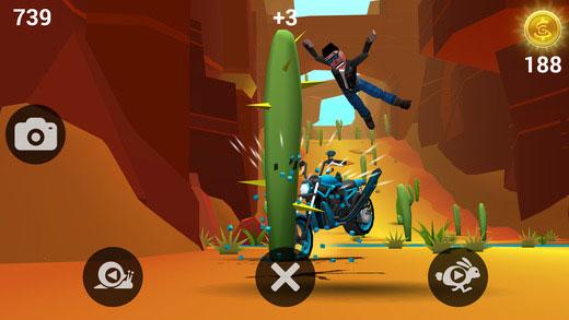 休闲新作《菲利骑车记》上架 驾驶摩托车大玩亡命特技