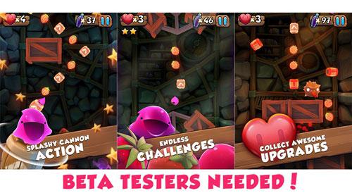 动作游戏《果冻桶爆炸》即将来袭 操控可爱的果冻收集水果