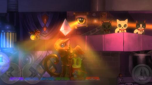 独立游戏《维特之旅》上架 在唯美童话世界寻找失联父亲