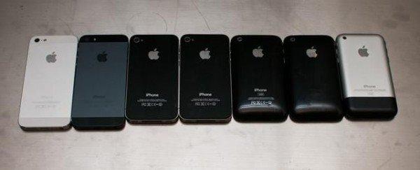 历代iPhone设计野心:集美貌与才华于一身