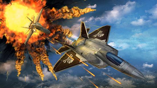 空战新作《克星:空战》年内上架 尽情享受在天空翱翔战斗的快感