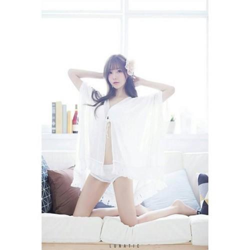 韩国游戏美女主播热舞后卖贴身衣服 引土豪疯抢
