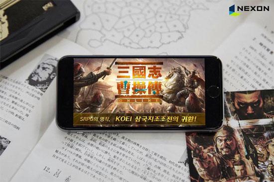 《三国志曹操传OL》即将上架 体验三国乱世一统中原的乐趣